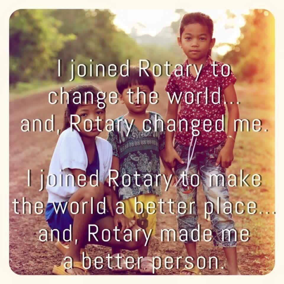 Rotary changes