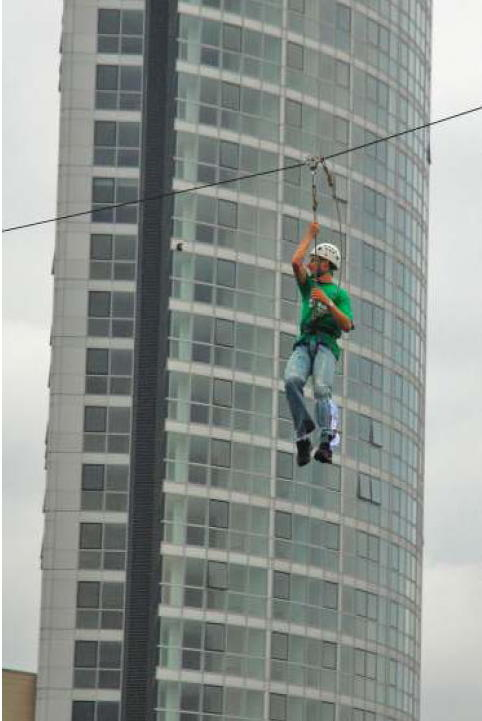 Lagan Zip Line 7