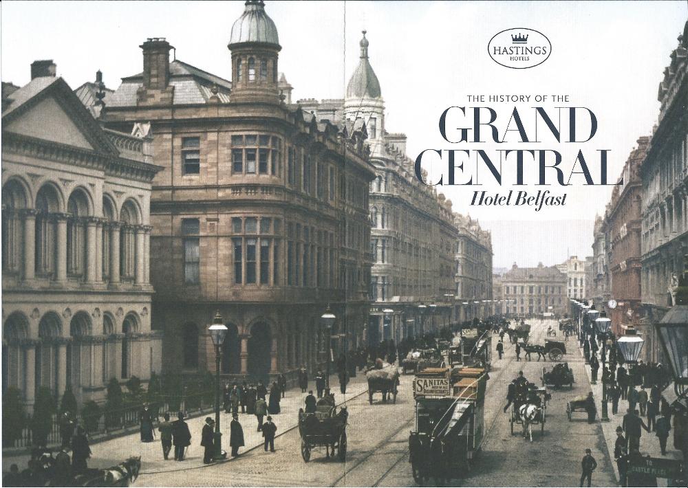 Grand Central Hotel Belfast