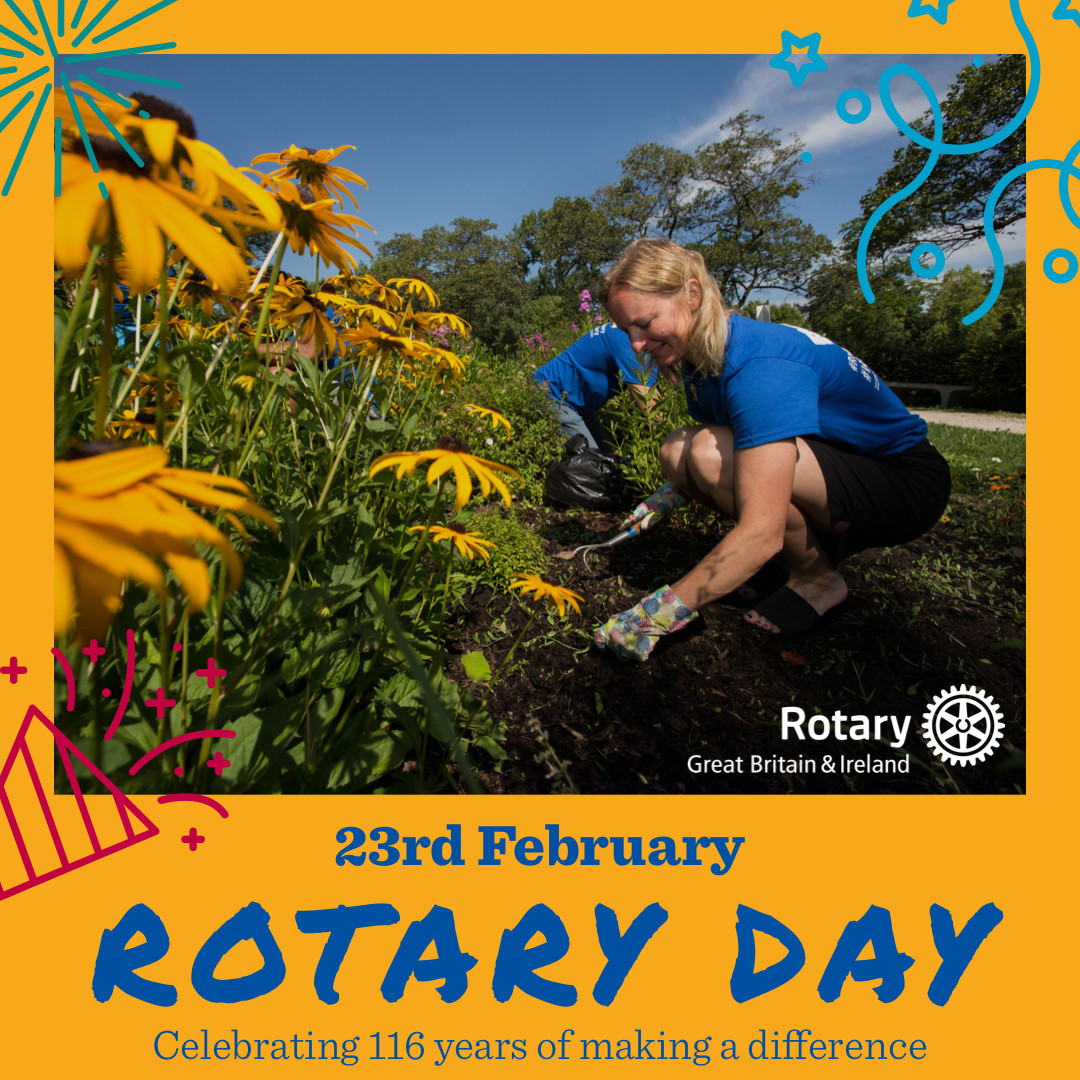 Rotary Day 2021