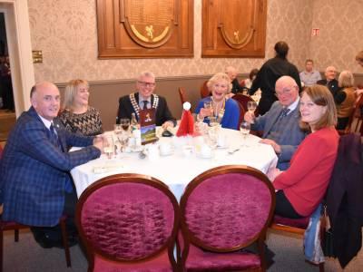 Christmas Dinner Meeting 2018