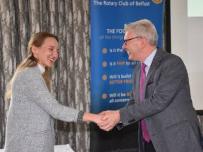 My Journey with Rotary