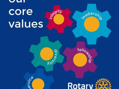 Happy 115th Birthday Rotary