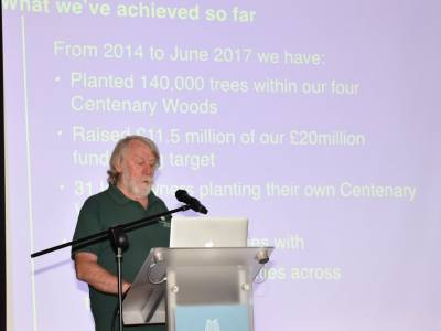 The Role of the Woodland Trust