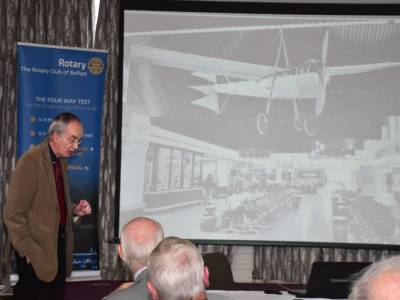 The Remarkable Story of Belfast's Plane Makers